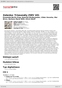 Digitální booklet (A4) Zelenka: Triosonáty ZWV 181