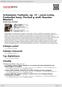 Digitální booklet (A4) Schumann: Fantazie, op. 17 , Lesní scény, Fantazijní kusy, Pochod g moll. Russian Masters