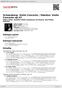 Digitální booklet (A4) Schoenberg: Violin Concerto / Sibelius: Violin Concerto op.47