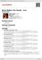 Digitální booklet (A4) Bona Makes You Sweat - Live