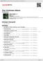 Digitální booklet (A4) The Christmas Album