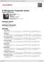 Digitální booklet (A4) O Mitropanos Tragoudai Spano