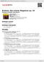 Digitální booklet (A4) Brahms: Die schone Magelone op. 33
