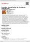 Digitální booklet (A4) Prokofjev: Skytská suita, op. 20, Bartók: Taneční suita