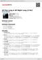 Digitální booklet (A4) All Day Long & All Night Long [2-fer]
