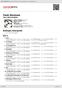 Digitální booklet (A4) Yeah Remixes
