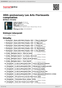 Digitální booklet (A4) 30th anniversary Les Arts Florissants compilation