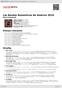 Digitální booklet (A4) Las Bandas Románticas De América 2018