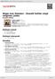 Digitální booklet (A4) Wege zum Glauben - Oswald Sattler singt religiose Lieder