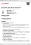 Digitální booklet (A4) Dowland: First Booke of Songes