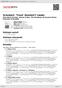 Digitální booklet (A4) Schubert: 'Trout' Quintet/7 Lieder