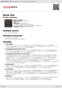 Digitální booklet (A4) Serie Oro