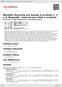Digitální booklet (A4) Martinů: Koncerty pro housle a orchestr č. 1 a 2, Rapsodie - koncert pro violu a orchestr