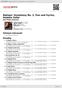 Digitální booklet (A4) Nielsen:  Symphony No. 2, Pan and Syrinx, Aladdin Suite
