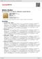 Digitální booklet (A4) White Mullet