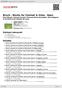 Digitální booklet (A4) Bruch : Works for Clarinet & Viola  -  Apex