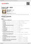 Digitální booklet (A4) Trance 100 - 2018