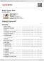 Digitální booklet (A4) Brick Lane OST