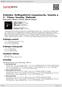 Digitální booklet (A4) Zelenka: Velkopáteční responsoria, Sonata a 3 - Tůma: Sonáty, Sinfonie
