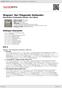 Digitální booklet (A4) Wagner: Der fliegende Hollander [2 CDs]