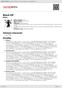 Digitální booklet (A4) Black EP