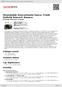 Digitální booklet (A4) Stravinskij: Koncertantní tance, Fried: Gotický koncert, Kasace