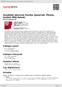 Digitální booklet (A4) Soudobá sborová tvorba (Janeček: Živým, Seidel: Můj lístek)