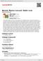 Digitální booklet (A4) Nezval: Manon Lescaut. Výběr scén