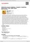 Digitální booklet (A4) Historie psaná šelakem - Kupte si kytičku. Nahrávky z let 1929-1947