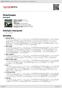 Digitální booklet (A4) Overtones