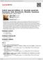 Digitální booklet (A4) Talich Special Edition 17. Dvořák, Janáček, Smetana, Suk, Kovařovic, Blodek, Smetana