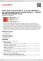 """Digitální booklet (A4) Suk: Smyčcový kvartet č. 1 B dur, Meditace na staročeský chorál """"Svatý Václave"""" - Ravel: Smyčcový kvartet F dur"""
