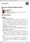 Digitální booklet (A4) Amore Per Sempre [Digital Version]