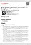 Digitální booklet (A4) Bach: Goldberg Variations, transcribed for String Trio