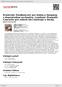 Digitální booklet (A4) Družecký: Dvojkoncert pro hoboj a tympány s doprovodem orchestru, Loudová: Dramatic Concerto pro sólové bicí nástroje a dechy