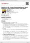 Digitální booklet (A4) Mozart, W.A. : Piano Concertos Nos.21 & 23