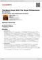 Digitální booklet (A4) The Beach Boys With The Royal Philharmonic Orchestra