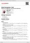 Digitální booklet (A4) Klub Evergreen 5 let