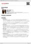 Digitální booklet (A4) Konvicted