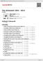 Digitální booklet (A4) The Alchemist 1992 - 2012