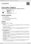 Digitální booklet (A4) Leoncavallo: I Pagliacci
