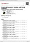 Digitální booklet (A4) Rossini & Donizetti: Sonatas and String Quartets