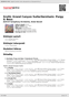 Digitální booklet (A4) Grofé: Grand Canyon Suite/Gershwin: Porgy & Bess