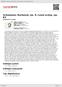 Digitální booklet (A4) Schumann: Karneval, op. 9, Lesní scény, op. 82