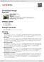 Digitální booklet (A4) Christmas Songs