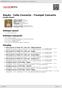 Digitální booklet (A4) Haydn - Cello Concerto - Trumpet Concerto
