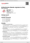 Digitální booklet (A4) Brillantissime [Bande originale du film]