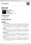 Digitální booklet (A4) Night Beat
