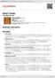 Digitální booklet (A4) Hard Candy