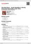 Digitální booklet (A4) The Red Door - Scott Hamilton & Bucky Pizzarelli Remember Zoot Sims